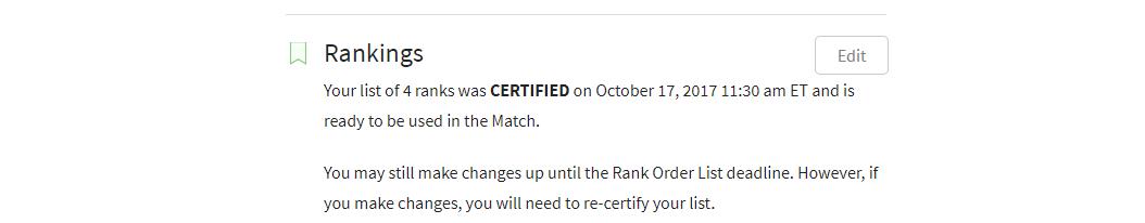 certify statement